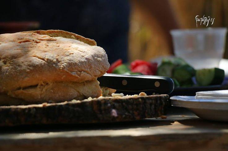 Creto -Roman bread