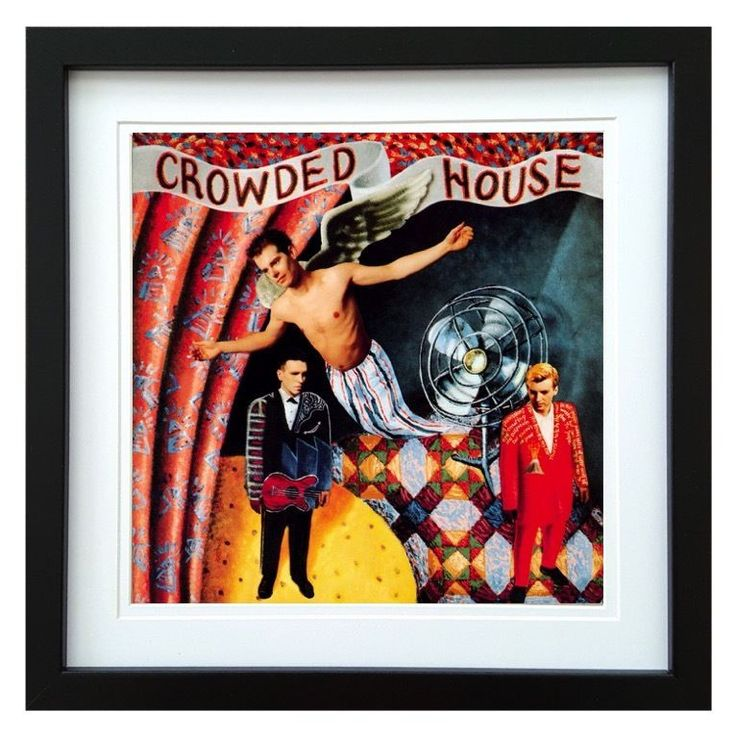 Crowded House   Crowded House Album   ArtRockStore