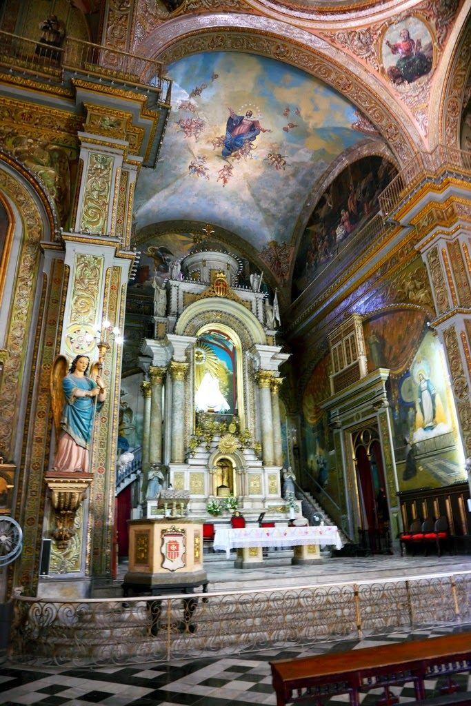 The Church of Iglesia del Espiritu Santo in Havana, Cuba | Incredible Pics