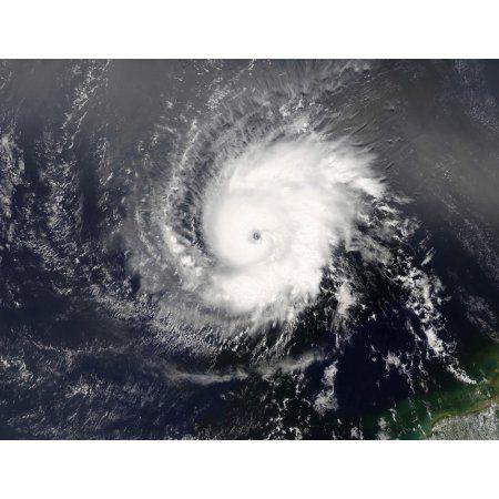 Hurricane Ivan Canvas Art - Stocktrek Images (32 x 24)