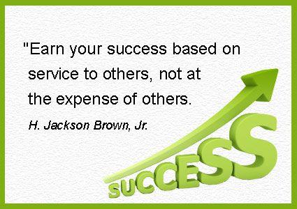 Earn your success http://team.tillmanssite.com