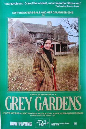 The 200 Best Documentaries of All Time - Grey Gardens