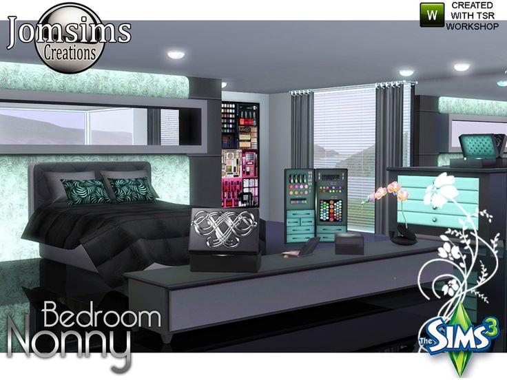 60 besten bildern zu sims 3 furniture auf pinterest, Modern haus