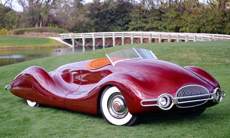 Buick Special 1948 Streamliner Norman Timbs