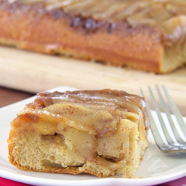 ... Apples, Upside Down Cakes, Apples Slices, Apples Upside, Apple Cakes