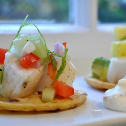 Grilled Halibut With Cumin And Lime Recipes — Dishmaps
