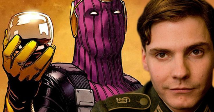'Captain America: Civil War' Won't Have Baron Zemo in a Mask -- Daniel Bruhl revealed that his villainous character Baron Zemo will not wear the iconic purple mask from the comics in 'Captain America 3'. -- http://movieweb.com/captain-america-civil-war-baron-zemo-mask/