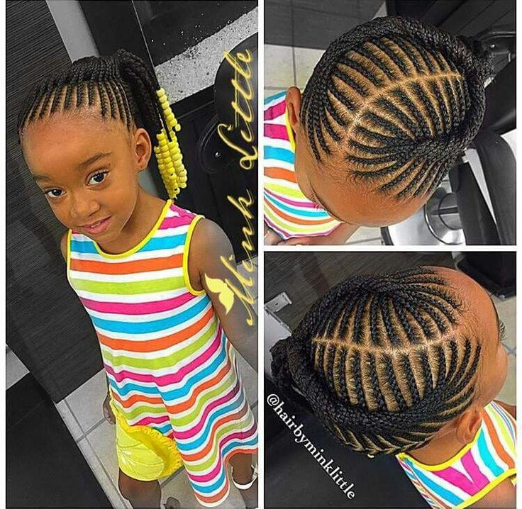 Pin By Lavonda Baker On Braids Amp Locs Braids For Kids