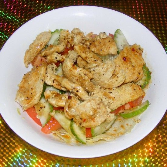 nice Sri Lankan Chicken Salad - Your Inspiration at Home - Recipes