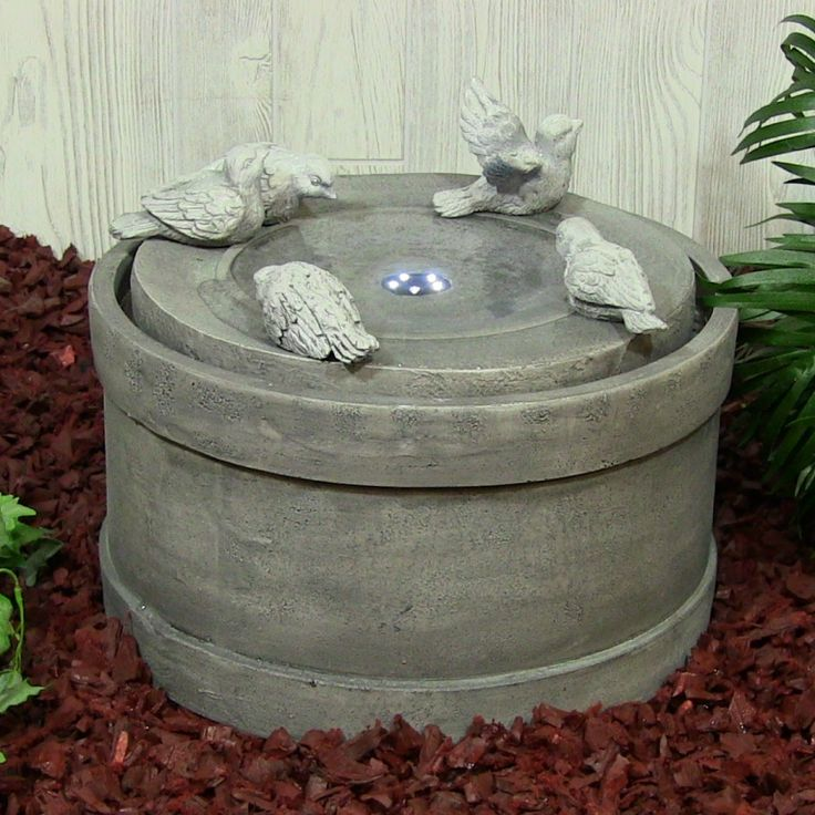 167 Best Backyard Water Fountains Images On Pinterest Solar Water Garden Fountains And Garden