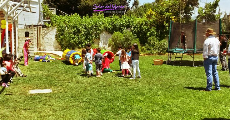 Más información: www.solardelmonte.cl/cumpleanos-infantiles