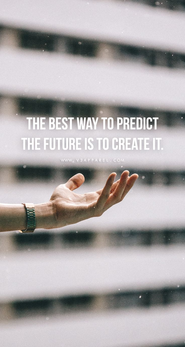 How will you create your future?  Head over to www.V3Apparel.com/MadeToMotivate to download this wallpaper and many more for motivation on the go! / Fitness Motivation / Workout Quotes / Gym Inspiration / Motivational Quotes / Motivation