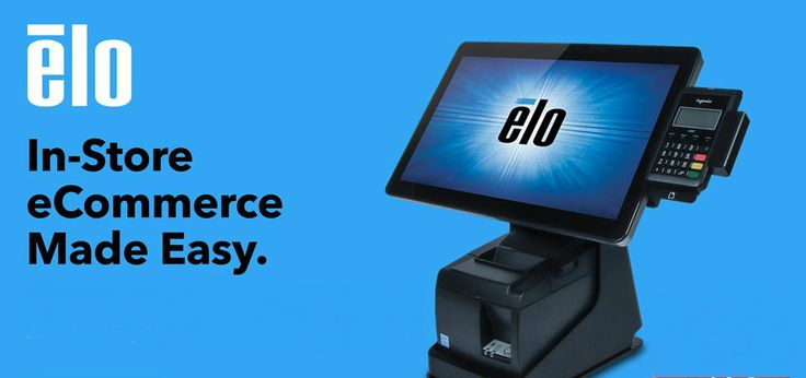 Elo, a global supplier of touch screen computing solutions, has announced the availability of a new commercial-grade mPOS system that flips between point of sale and self-order kiosk.