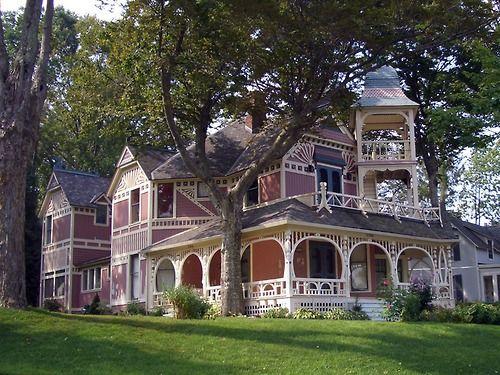 19th Century Victorian House, Elgin, Illinois