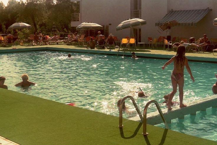 Radovas Hotel, Gouvia Corfu Greece on 20th July 1986