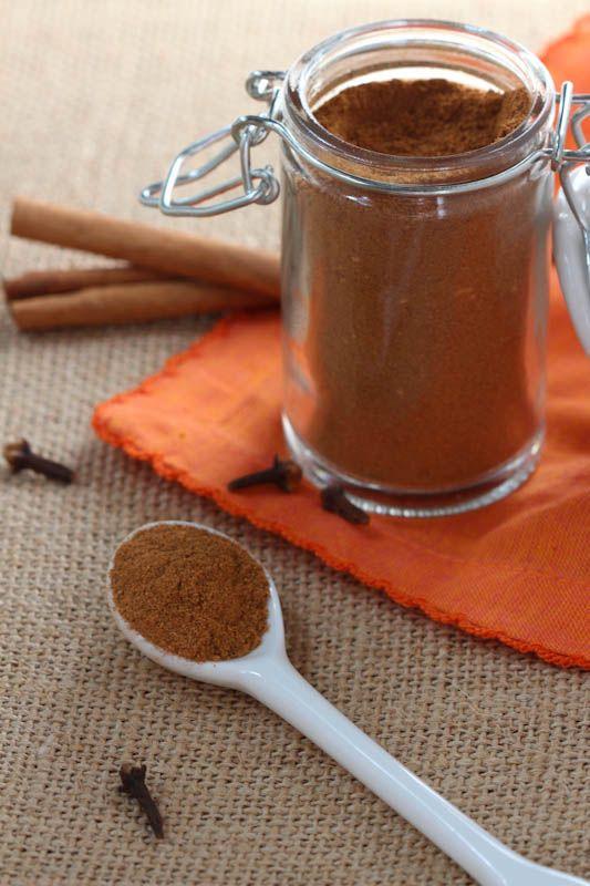 DIY Pumpkin Pie Spice {Spoonful of Flavor}
