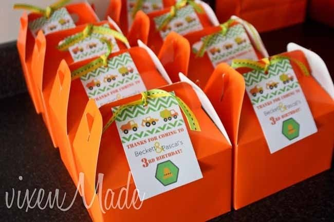 construction-birthday-party-dessert-table-boy-party favor ideas