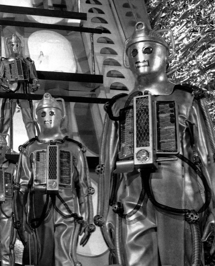 Doctor Who: The Tomb of the Cybermen (1967) We have REALLY upgraded.