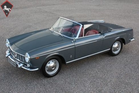 Fiat 1500 Cabriolet '63 1963 Convertible For sale - ClassicDigest