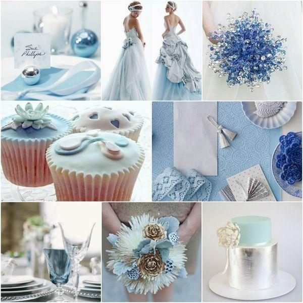 74 Best Color Images On Pinterest Blues Scheme Wedding And Winter Colors Blue