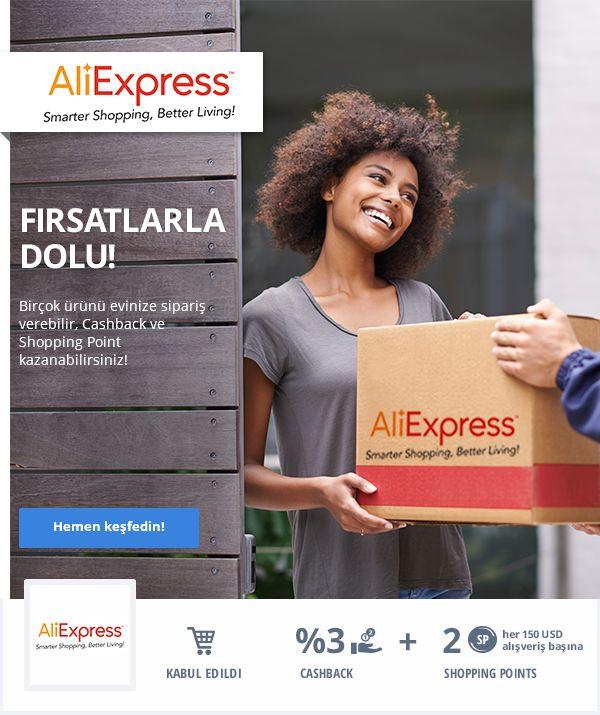 AliExpress ile online alışverişi yeniden keşfedin!