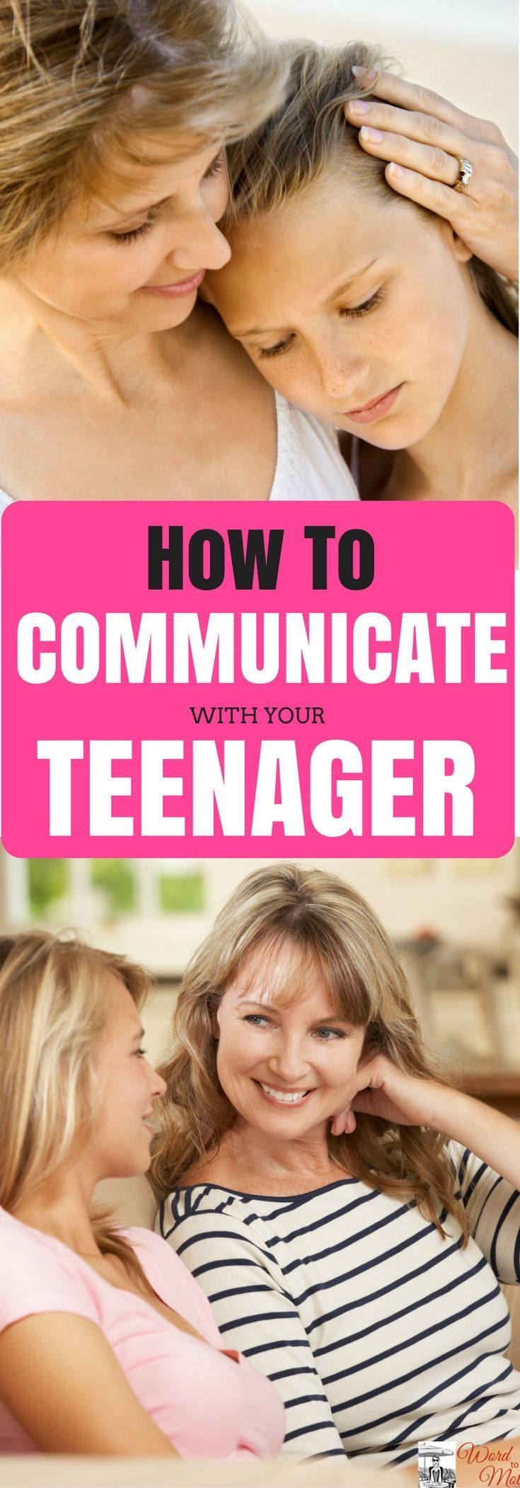How to talk to teenage girl about a bad dating relationship