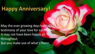 anniversary wishes to friend
