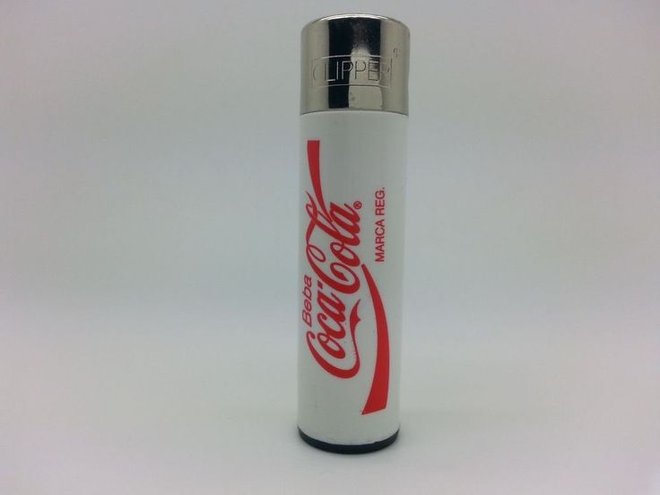RARE--COCACOLA NEW CLIPPER CIGARETTE LIGHTERS FREE SHİPPİNG