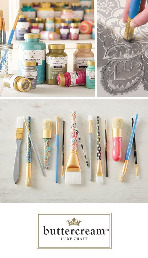 Buttercream is a lush and lovely collection of continental for Cricket printing machine craft supplies