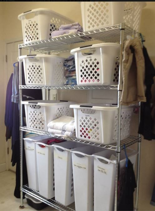 92 best images about organize it laundry on pinterest