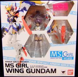 バンダイ アーマーガールズプロジェクト(AGP)/新機動戦記ガンダムW エンドレスワルツ MS少女 ウイングガンダム(EW版)/MS Girl Wing Gundam -Endless Waltz Ver.-