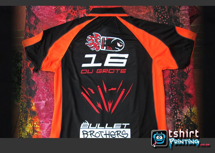 custom action cricket team shirts
