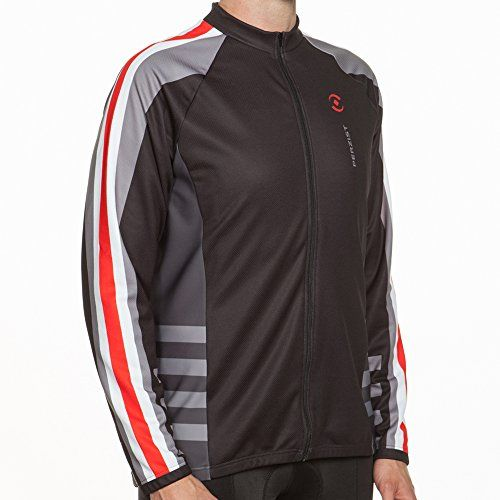 from amazon.com · Tall Mens Long Sleeve Relaxed Fit Cycling Jersey Size LT  to 2XLT   You can find ba6f46789