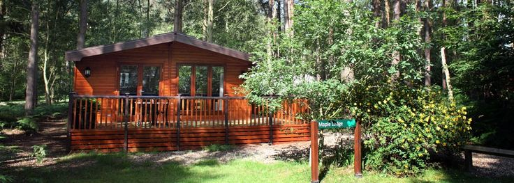Kelling Heath Holiday Park has a number of lodges that provide a luxurious and affordable place to stay during your Norfolk holiday
