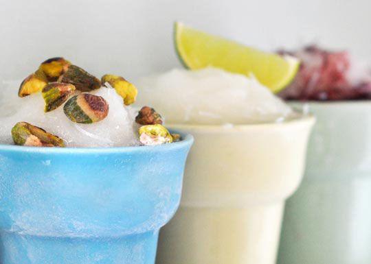 Recipe: Faloodeh (Persian Rose Water Ice)