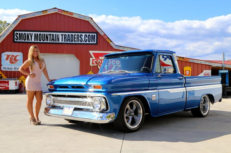 1964 Chevrolet C10 Classic 4x4 Hot Rat Rod Trucks Powr