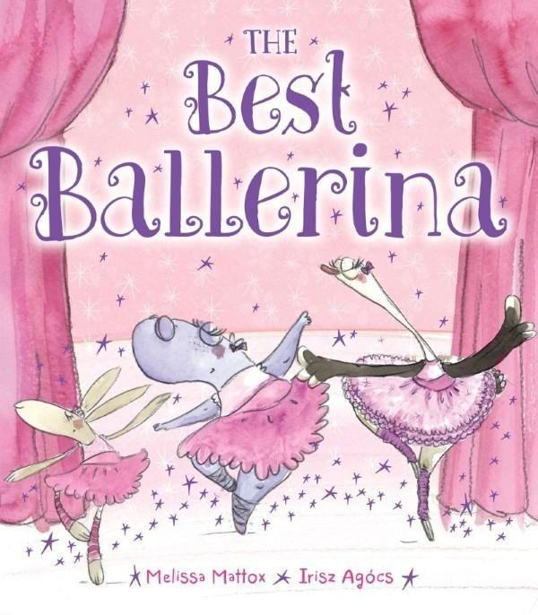 The Best Ballerina - Irisz Agocs
