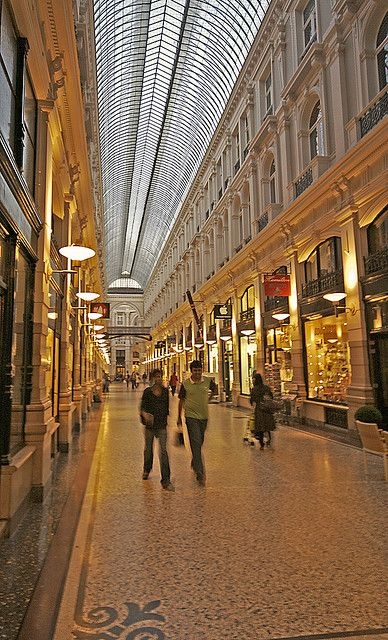 De Passage, Den Haag, beautiful shopping arcade