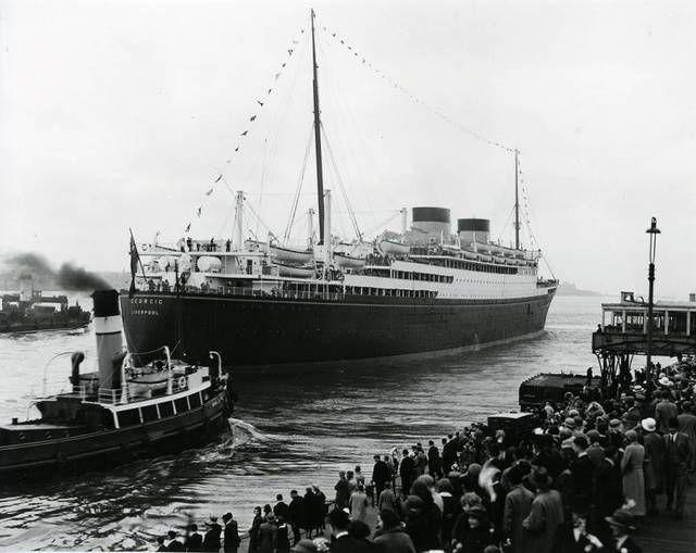 RMS Georgic ²