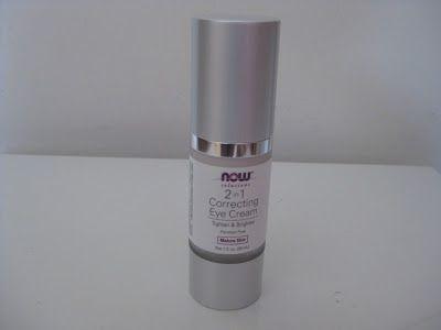 cfusun: Now Solutions 2in 1 Eye Cream