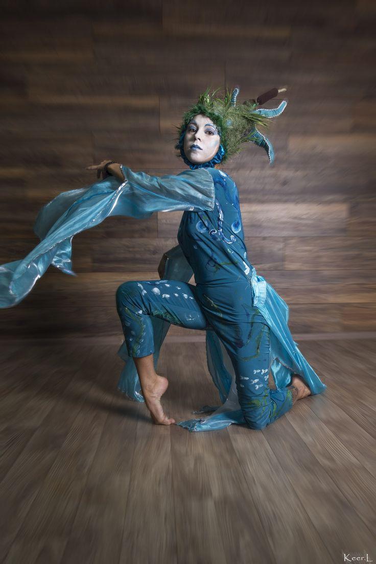 make up water artist by Irina Savina