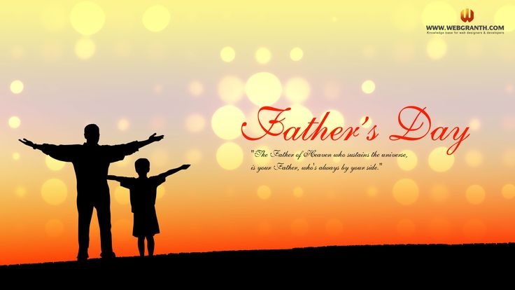 Happy Fathers Day Desktop Free HD Wallpaper...