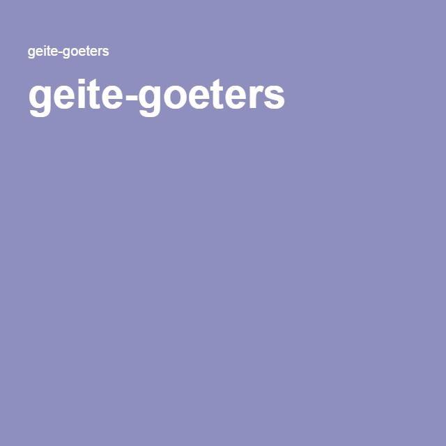 geite-goeters