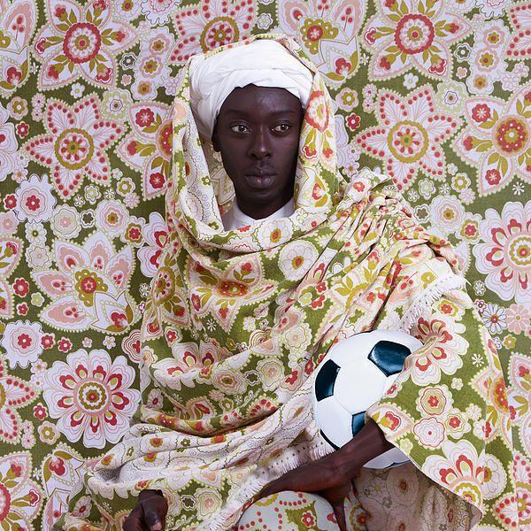 Diaspora, project by Omar Viktor Diop, photographer. www.omarviktor.com