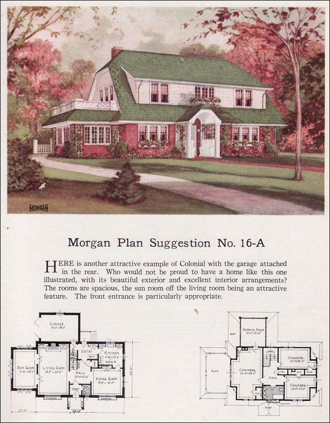 150 best dutch colonial images on pinterest home ideas for Dutch colonial garage plans
