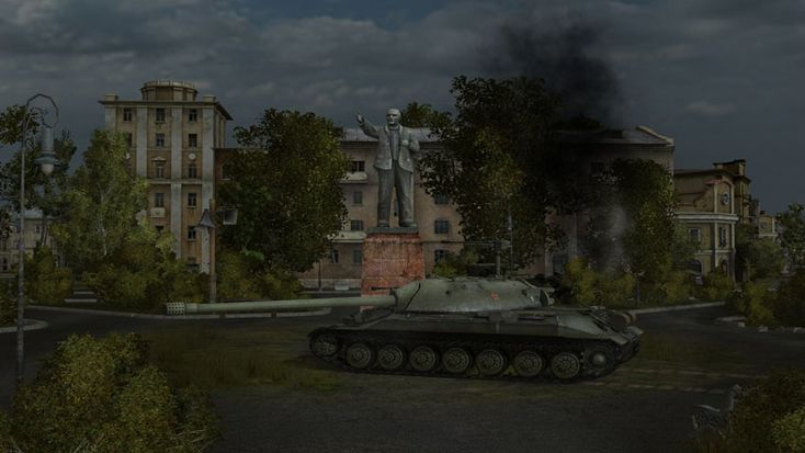 3D model for WoT Screens from game 04