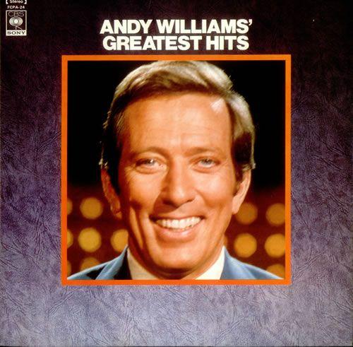 1008 Best Andy Williams Musical Artist Extraordinare