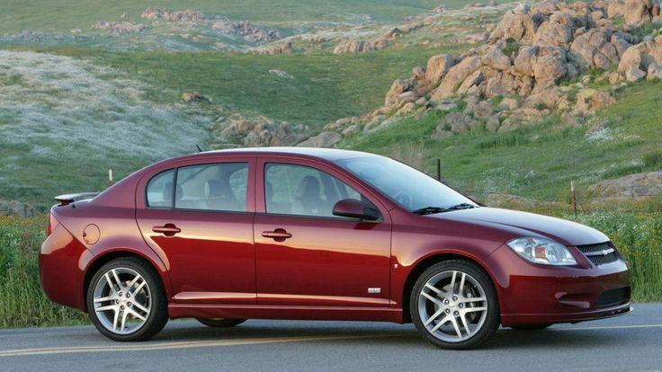 Chevrolet Cobalt SS Turbocharged