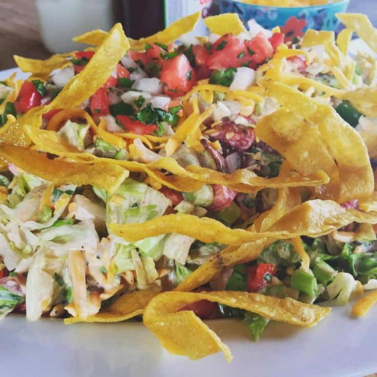 Foodnetwork Com The Kitchen: Check Out Cowboy Chopped Salad. It's So Easy To Make