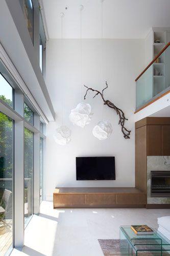 Urban Ravine House - Bortolotto, architect - Toronto, Ontario